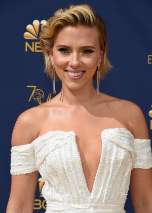 Scarlett Johansson - 2018 Emmy Awards in LA
