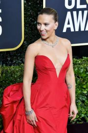 Scarlett Johansson - 2020 Golden Globe Awards in Beverly Hills