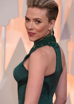 Scarlett Johansson - 2015 Academy Awards in Hollywood