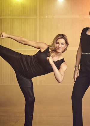 Scarlett Johansson and Heidi Moneymaker - The Hollywood Reporter (December 2018)