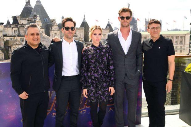 Scarlett Johansson: Avengers Endgame Photocall -31