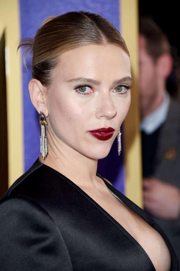 Scarlett Johansson: Avengers Endgame UK Fan Event -04