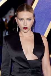 Scarlett Johansson - 'Avengers Endgame' UK Fan Event in London