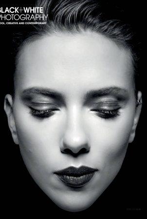Scarlett Johansson - Black and White Photography Issue 247 (December 2020)