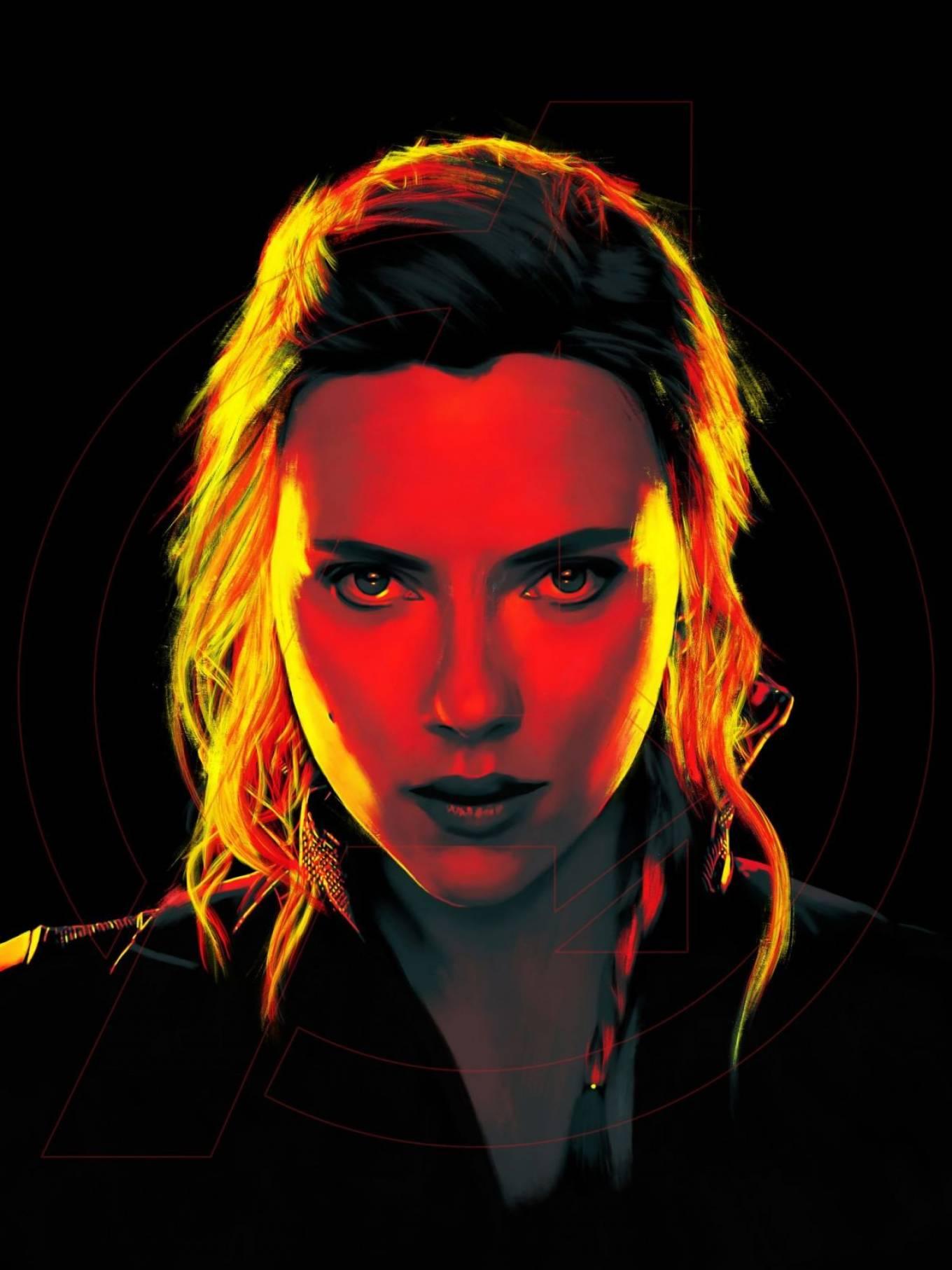 Scarlett Johansson 2020 : Scarlett Johansson – Black Widow 2021 Promos-02