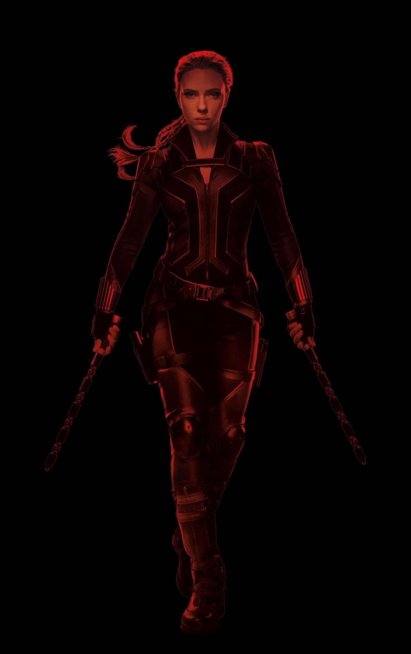 Scarlett Johansson 2020 : Scarlett Johansson – Black Widow 2021 Promos-03