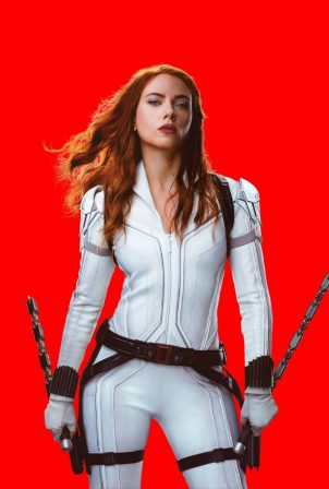 Scarlett Johansson - Black Widow 2021 Promos