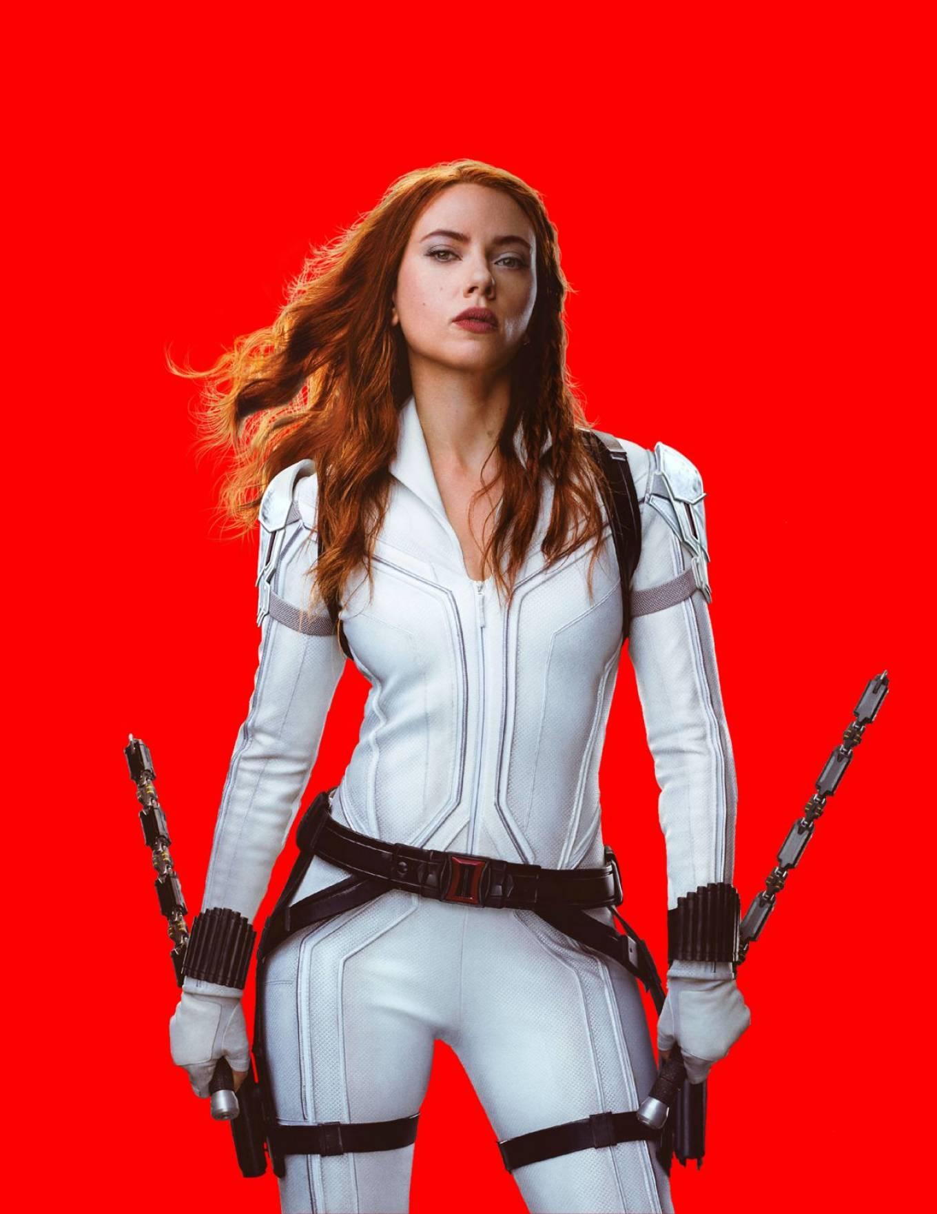 Scarlett Johansson 2020 : Scarlett Johansson – Black Widow 2021 Promos-04