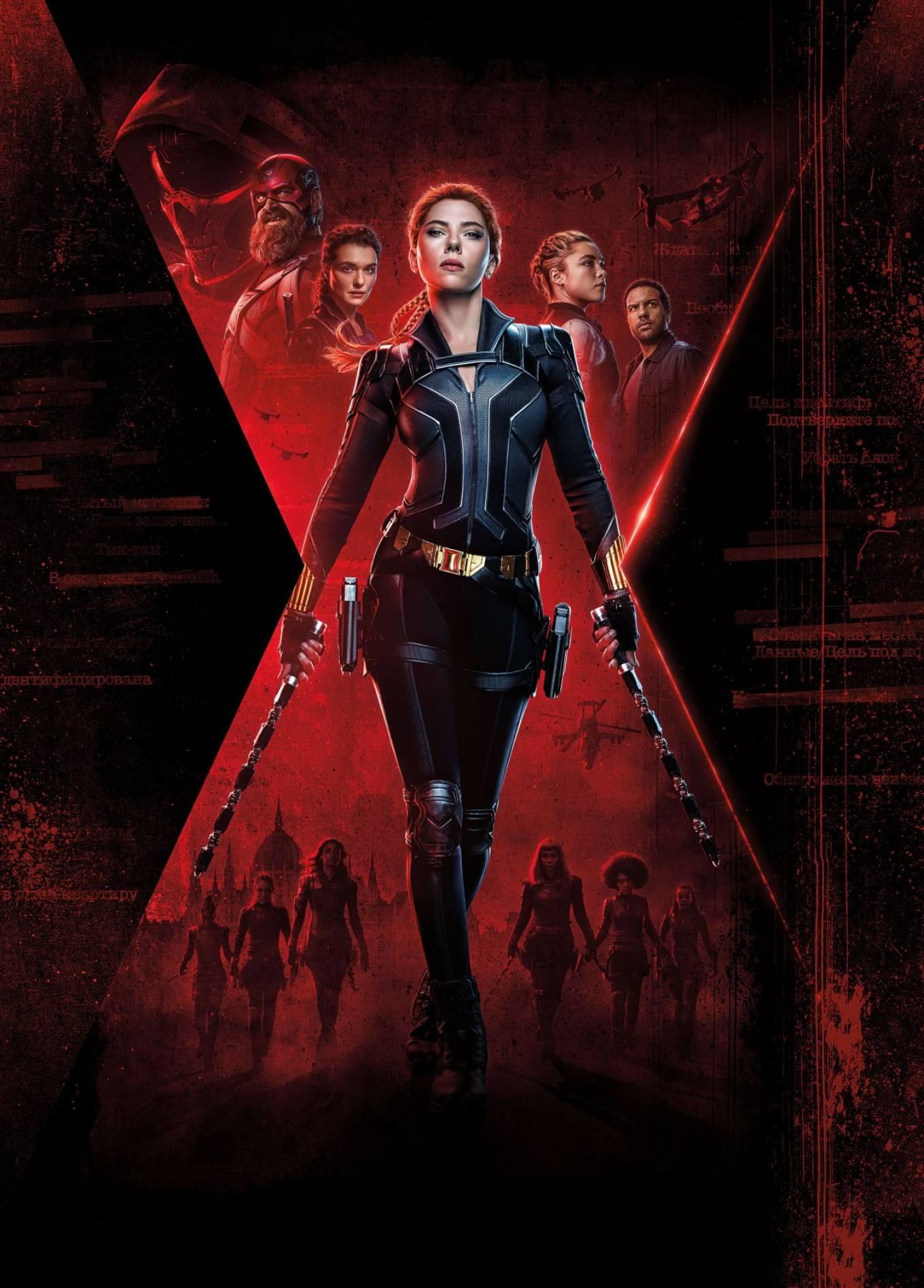 Scarlett Johansson 2020 : Scarlett Johansson – Black Widow 2021 Promos-05