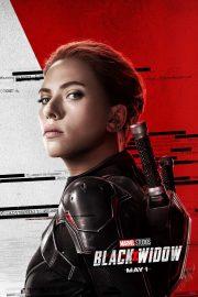 Scarlett Johansson - Black Widow Posters 2020