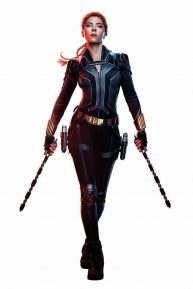Scarlett Johansson - Black Widow Posters and Promotional Photos 2020