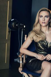 Scarlett Johansson by Dennis Leupold Photoshoot for Lux 2019 Campaign