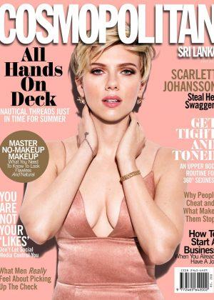 Scarlett Johansson - Cosmopolitan Sri Lanka (July 2016)