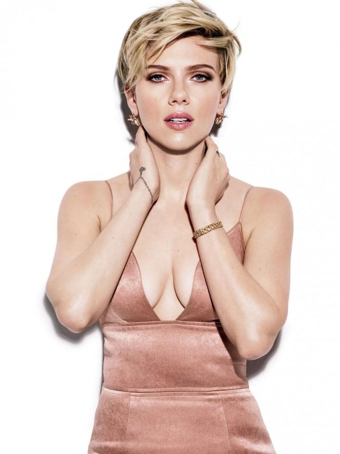 Back To Post Scarlett Johansson As Black Widow In New Avengers Trailer