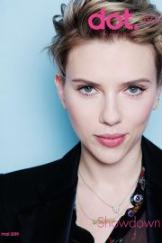 Scarlett Johansson - Dot. Magazine (May 2019)