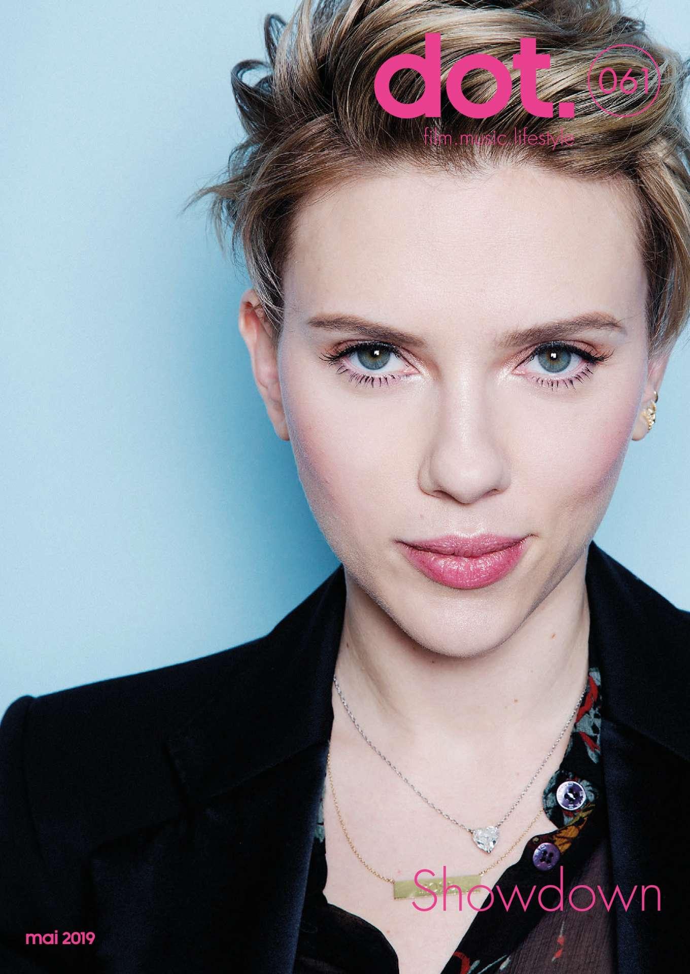 Scarlett Johansson - Dot. Magazine (May 2019)