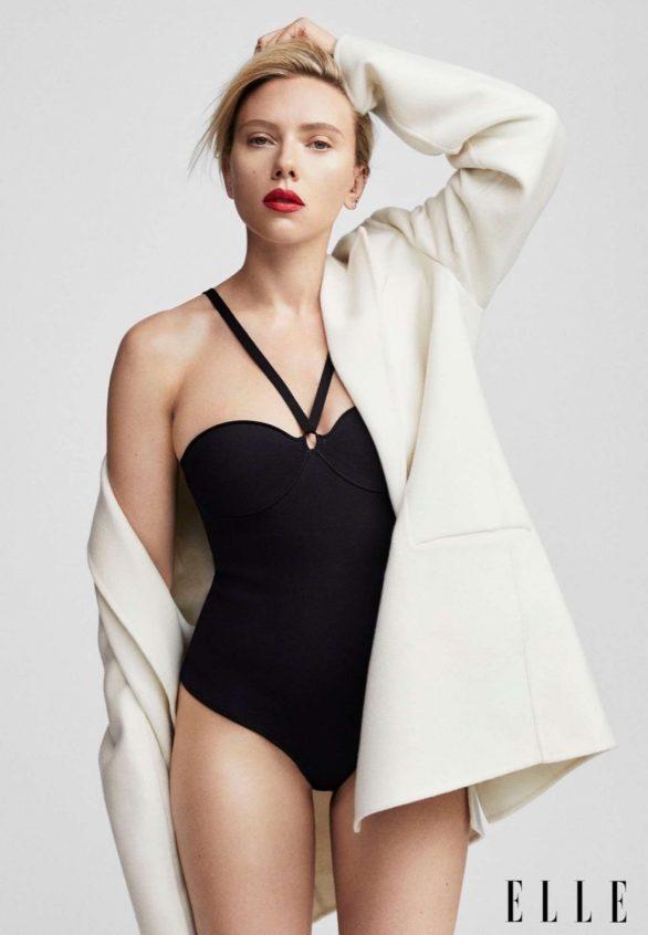 Scarlett Johansson  - Elle Magazine Women in Hollywood (November 2019) adds