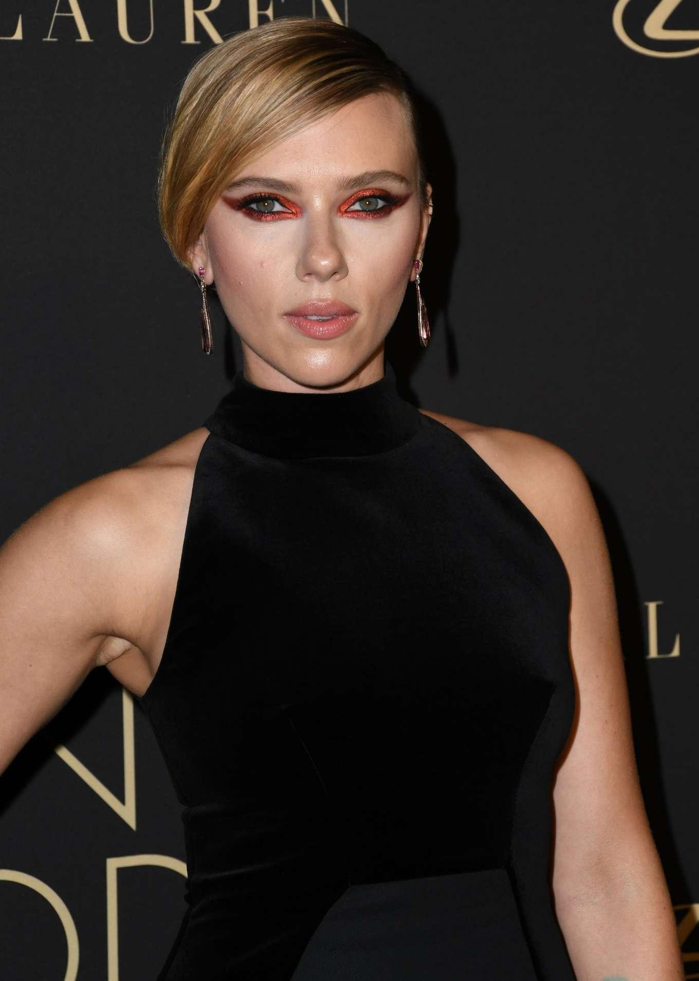 Scarlett Johansson 2019 : Scarlett Johansson – ELLEs 26th Annual Women in Hollywood Celebration-05