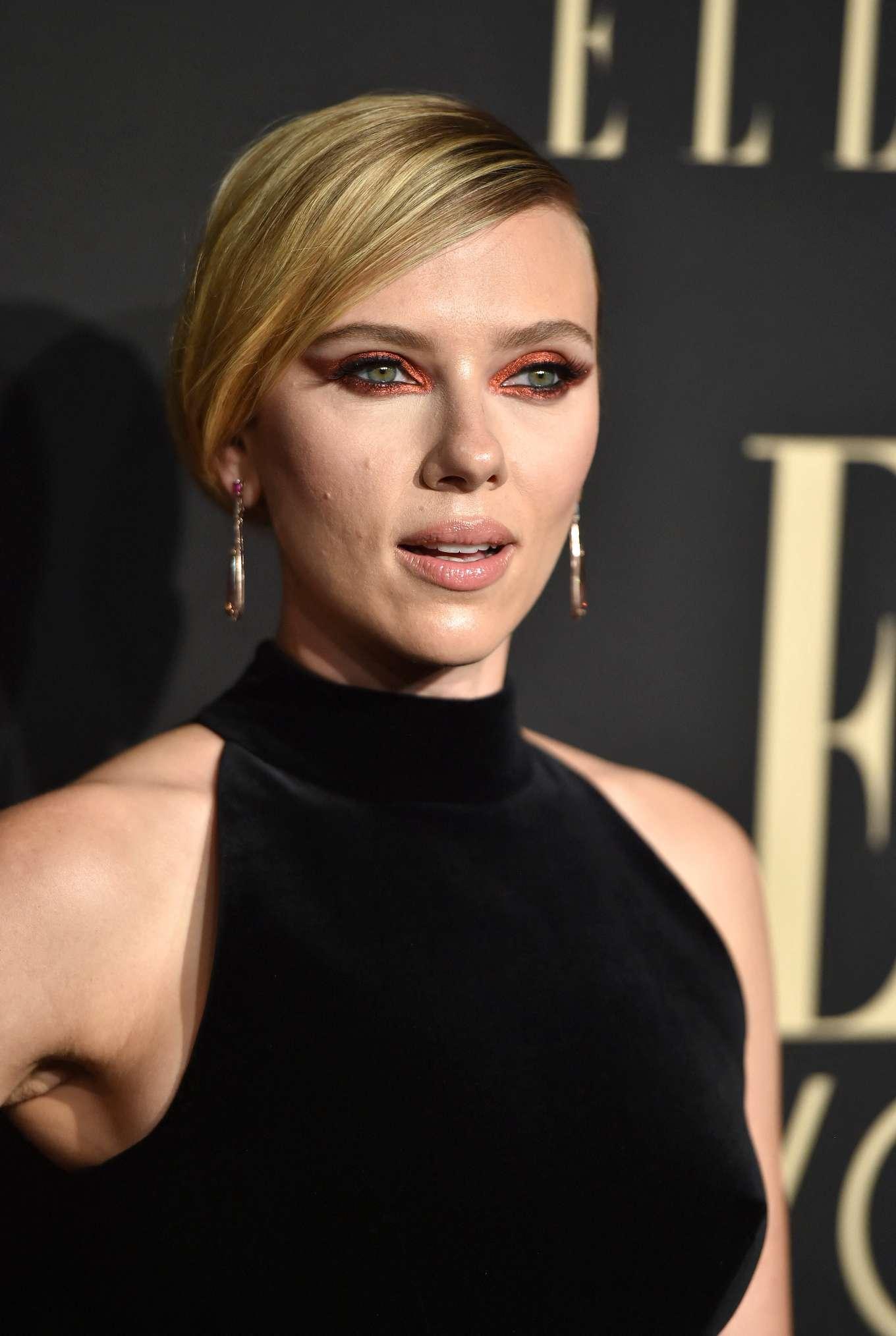Scarlett Johansson 2019 : Scarlett Johansson – ELLEs 26th Annual Women in Hollywood Celebration-11