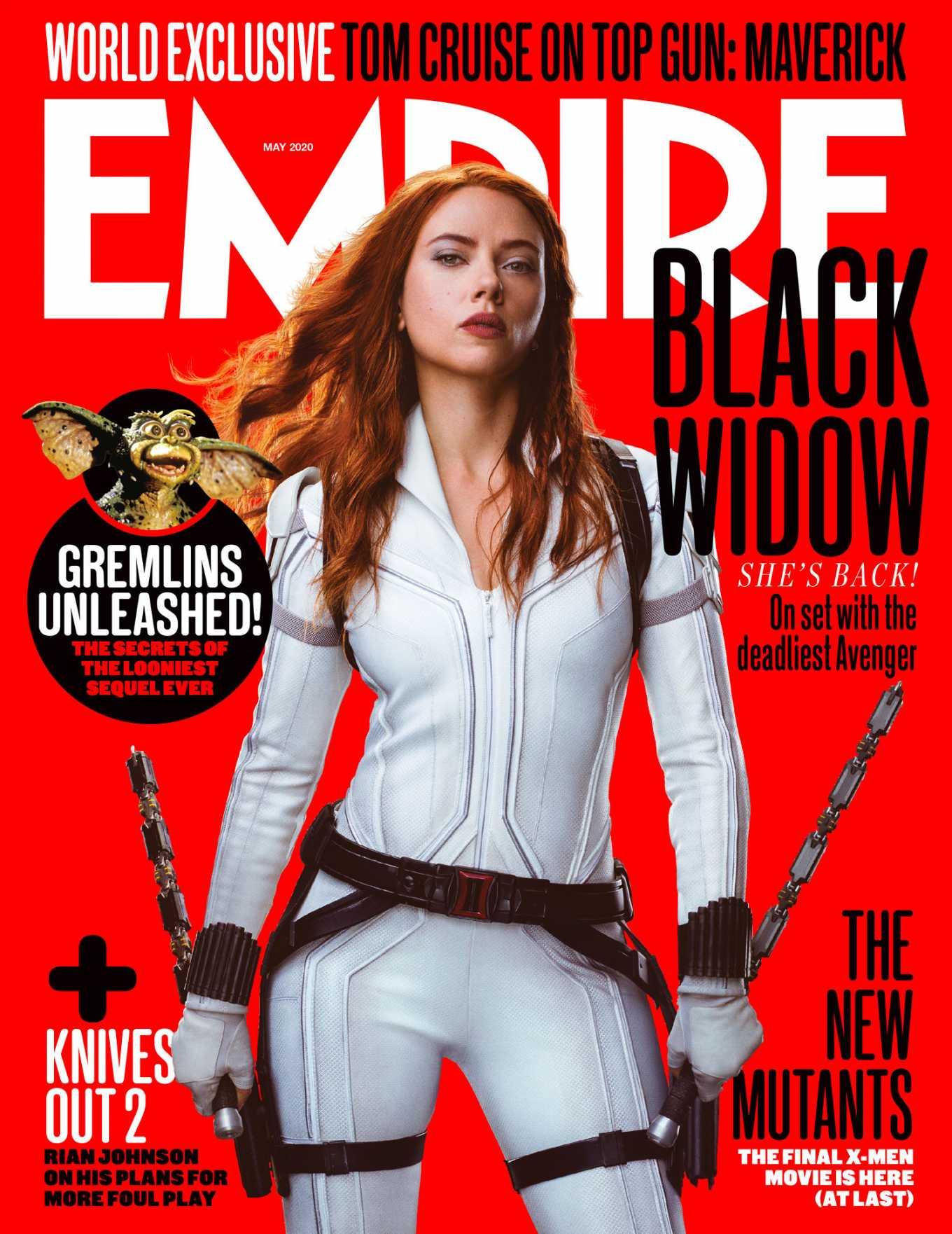 Scarlett Johansson - Empire Magazine (May 2020)