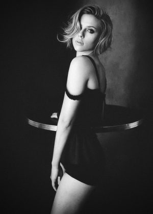 Scarlett Johansson - Film Fame Fact Magazine (August 2016)