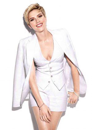 Scarlett Johansson for Elle France (March 2017)