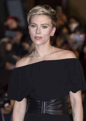Scarlett Johansson – 'Ghost In The Shell' Premiere in Seoul
