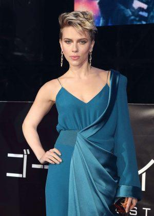 Scarlett Johansson - 'Ghost In The Shell' Premiere in Tokyo