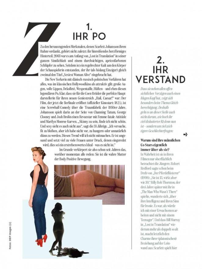 Scarlett Johansson: Glamour Germany 2016 -01