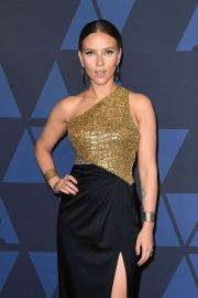 Scarlett Johansson - Governors Awards 2019 in LA