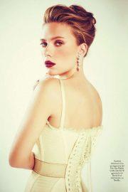 Scarlett Johansson - Grazia magazine (Italia - Jan 2020)