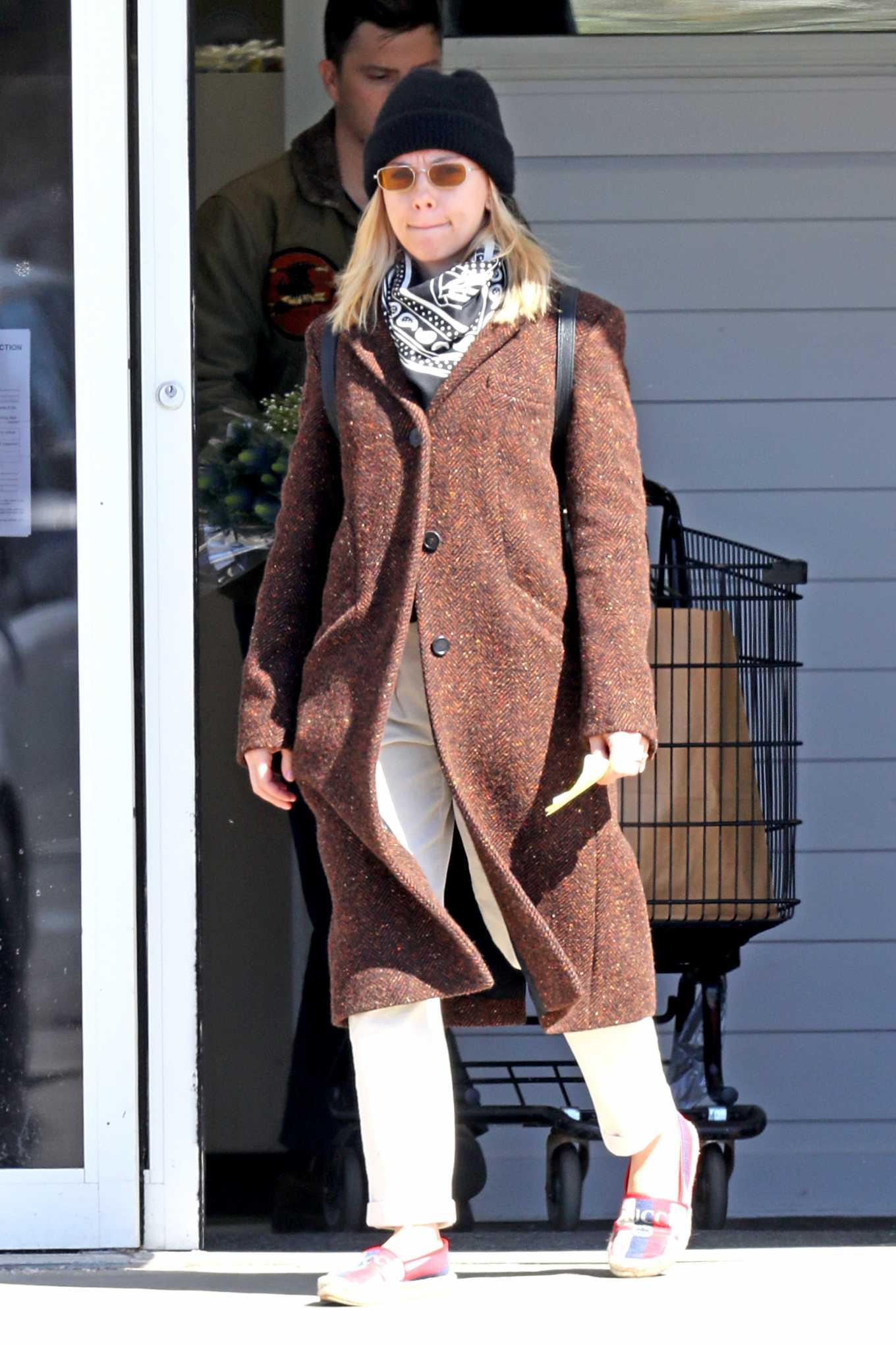 Scarlett Johansson 2020 : Scarlett Johansson – Grocery shopping in the Hamptons-01