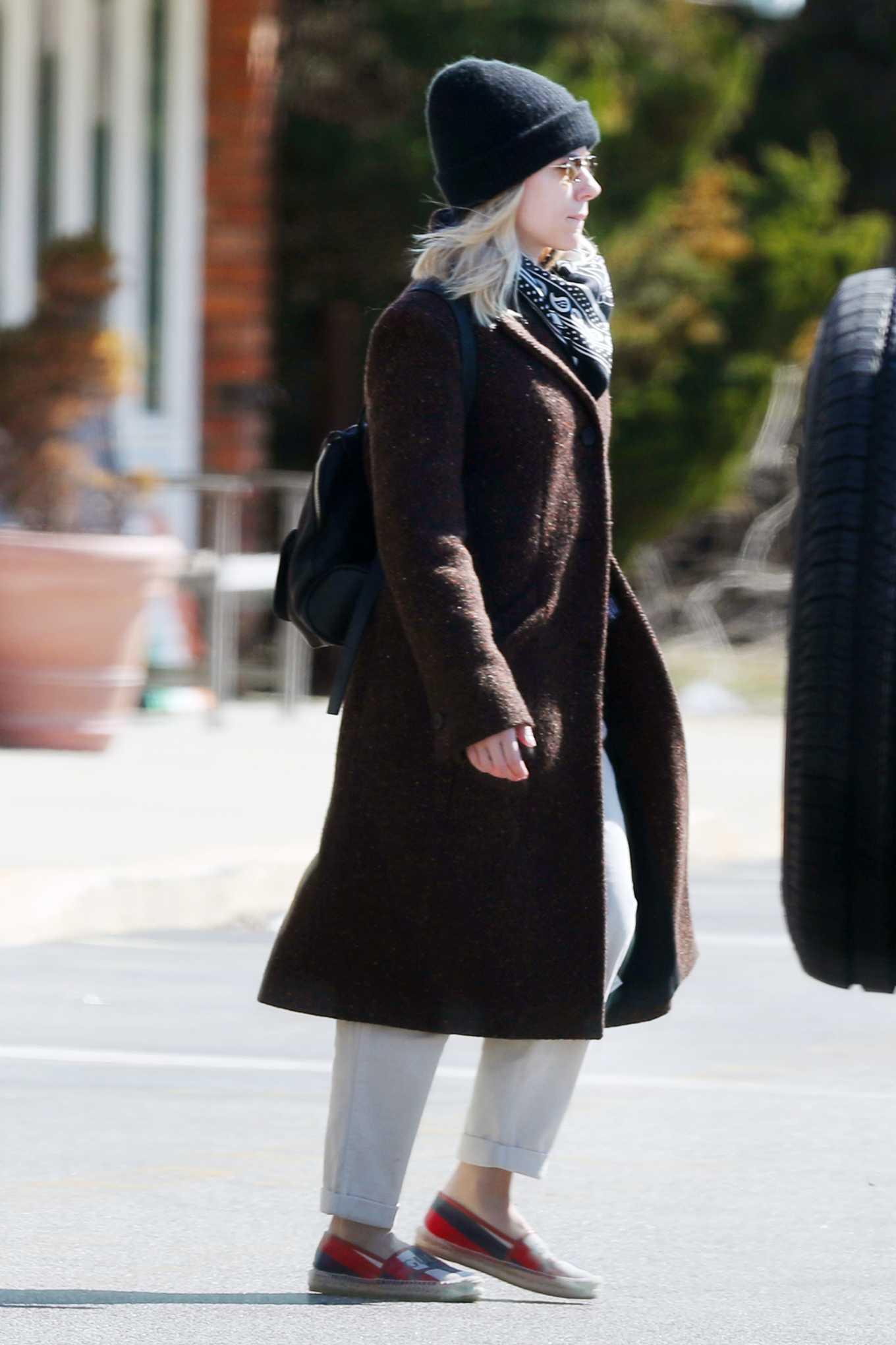 Scarlett Johansson 2020 : Scarlett Johansson – Grocery shopping in the Hamptons-04