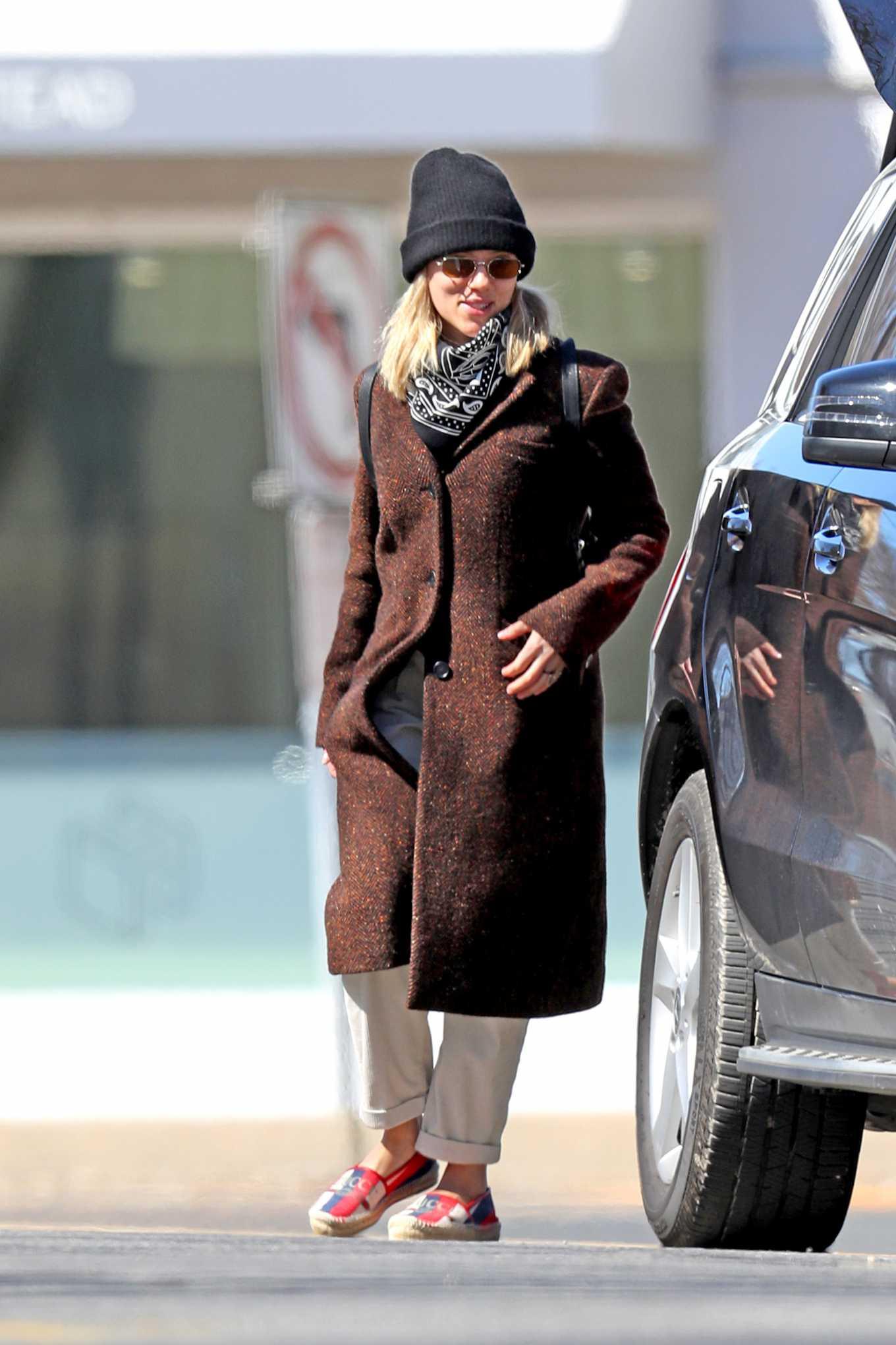 Scarlett Johansson 2020 : Scarlett Johansson – Grocery shopping in the Hamptons-10