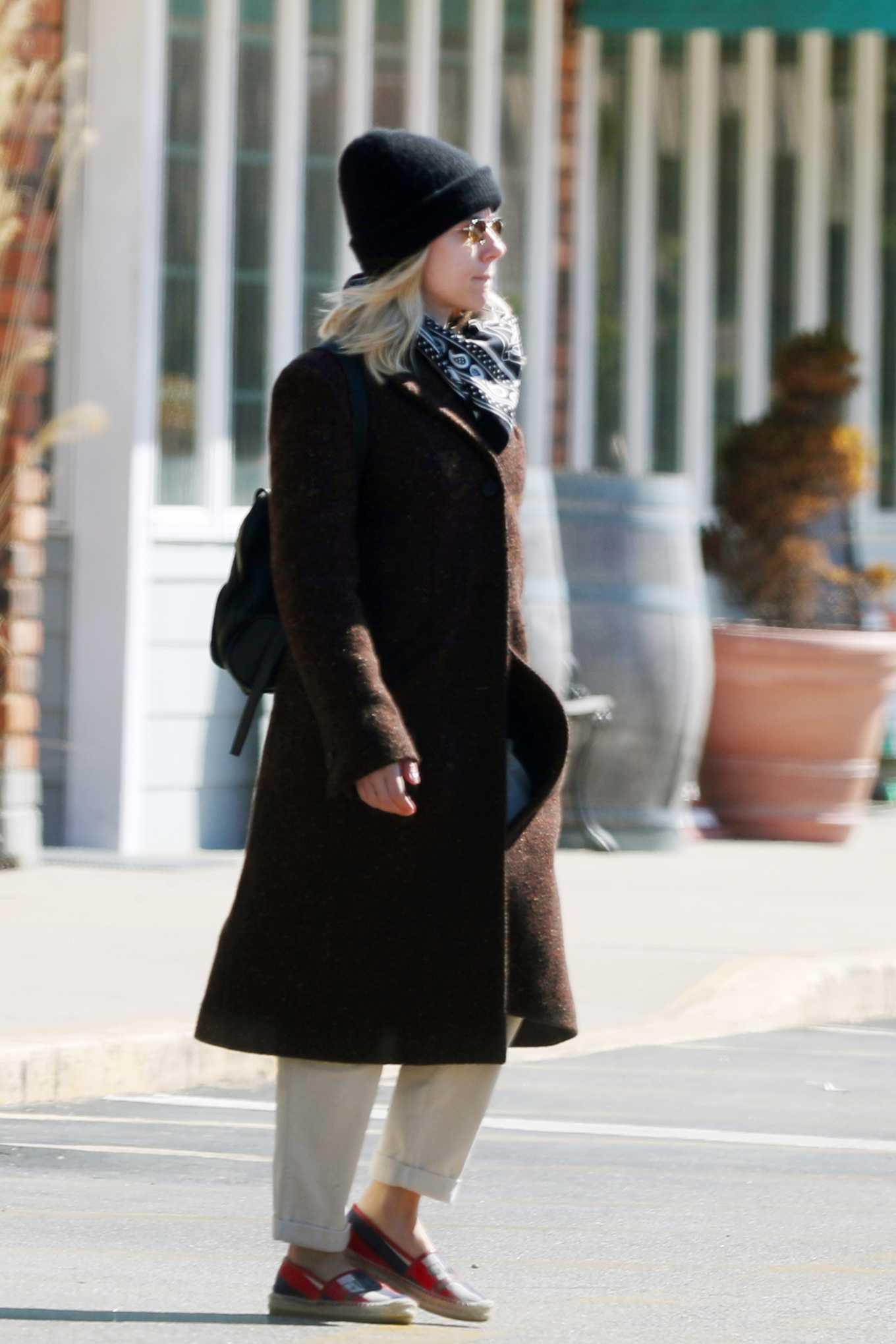 Scarlett Johansson 2020 : Scarlett Johansson – Grocery shopping in the Hamptons-11