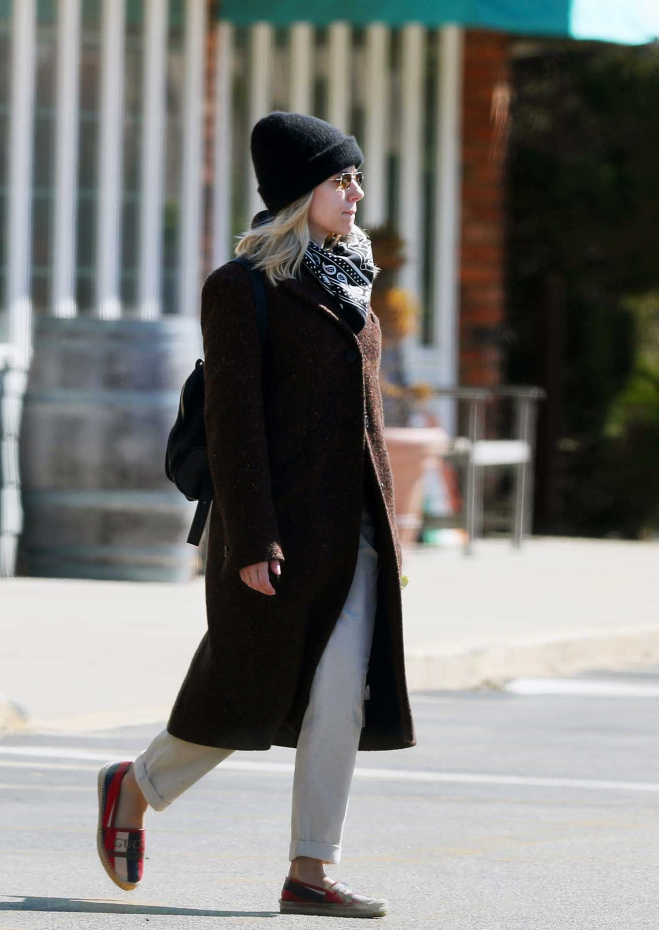 Scarlett Johansson 2020 : Scarlett Johansson – Grocery shopping in the Hamptons-12