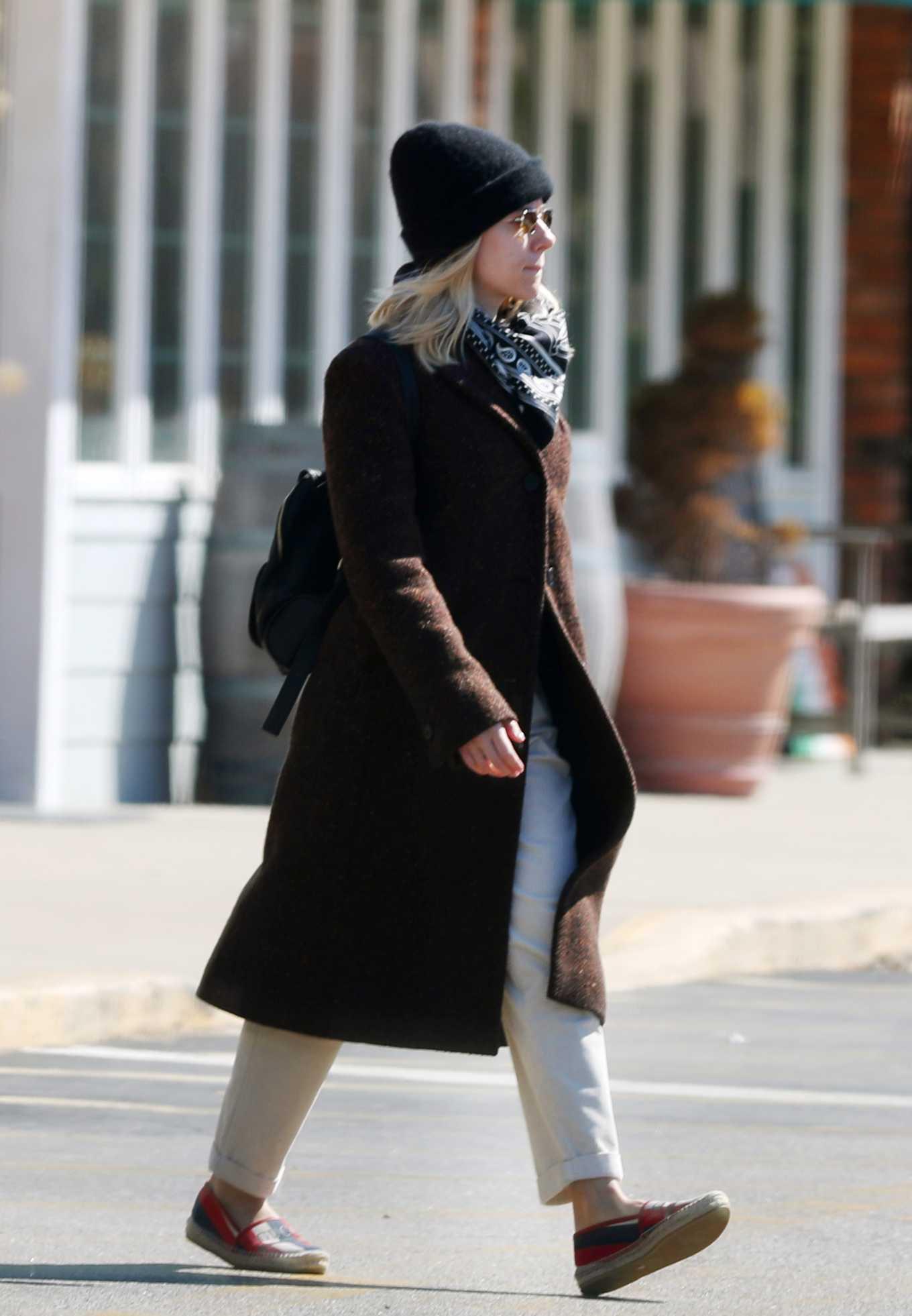 Scarlett Johansson 2020 : Scarlett Johansson – Grocery shopping in the Hamptons-15