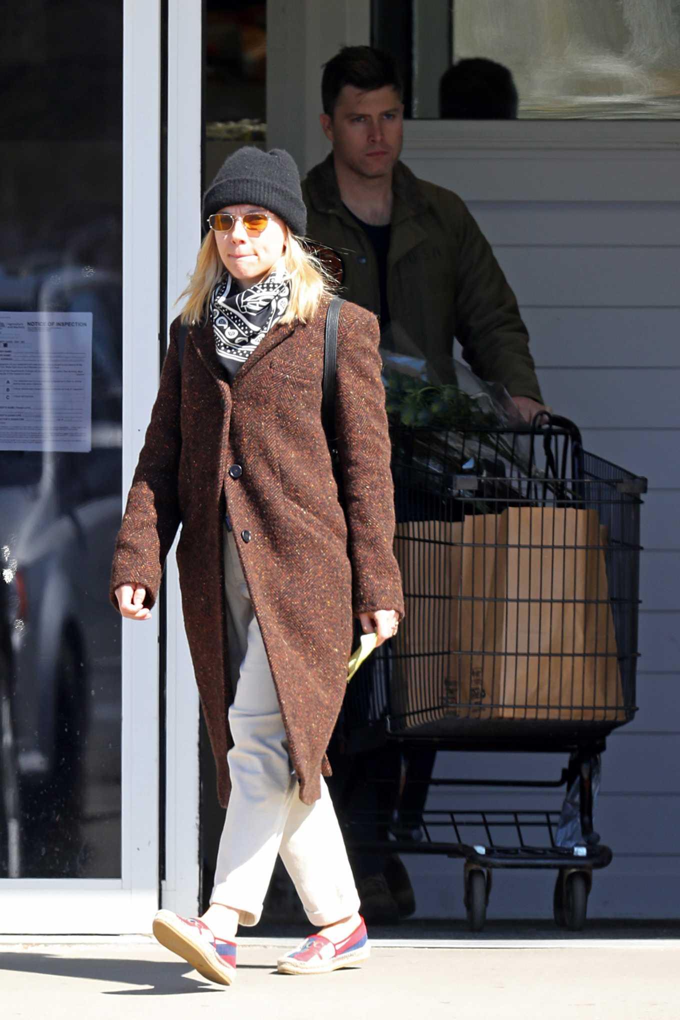 Scarlett Johansson 2020 : Scarlett Johansson – Grocery shopping in the Hamptons-21