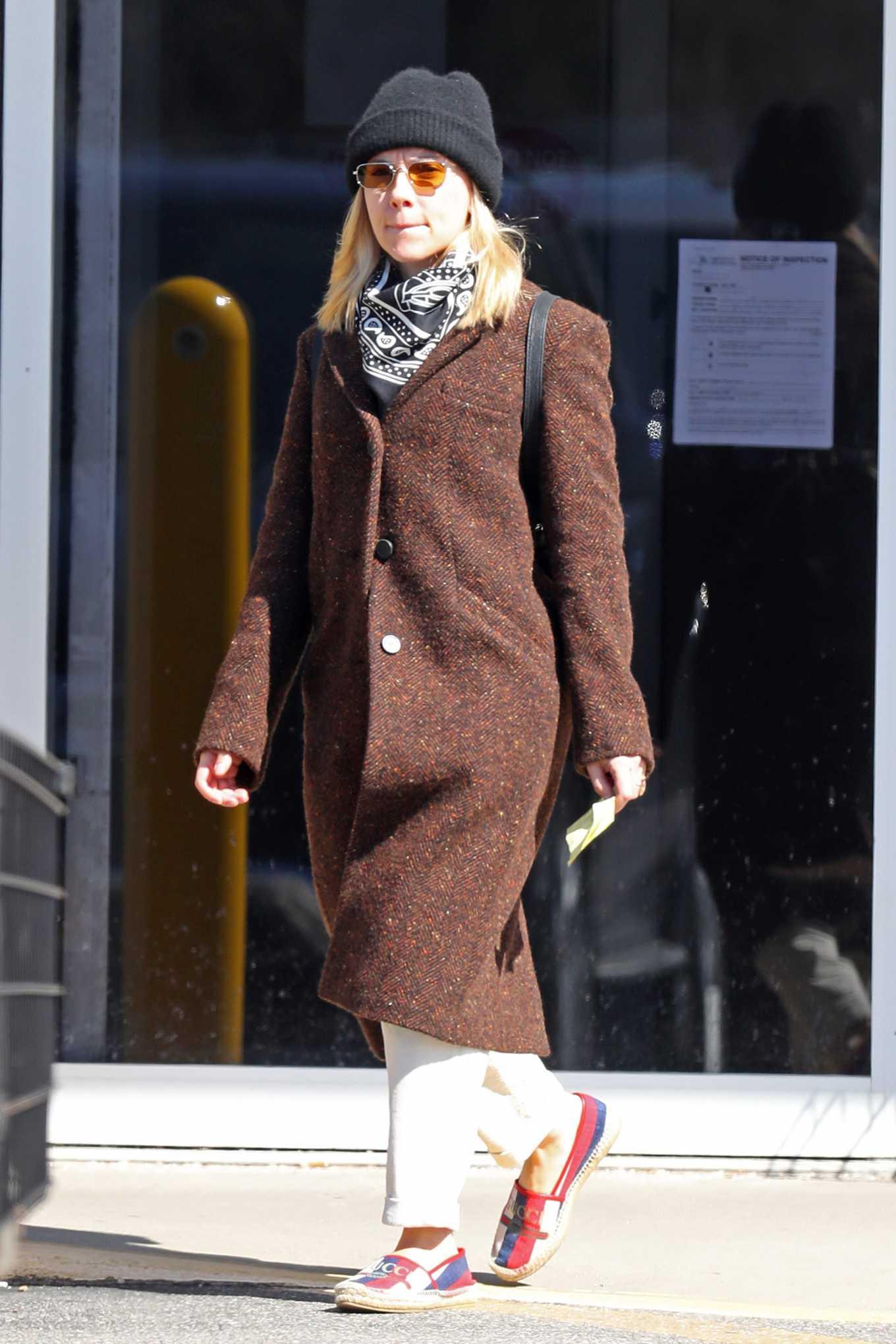 Scarlett Johansson 2020 : Scarlett Johansson – Grocery shopping in the Hamptons-29