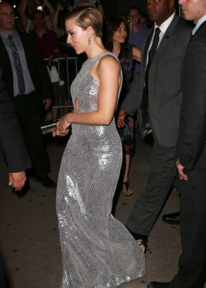 Scarlett Johansson - Leaving the 'Rough Night' Premiere in New York