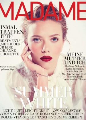 Scarlett Johansson - Madame Magazine (May 2015)