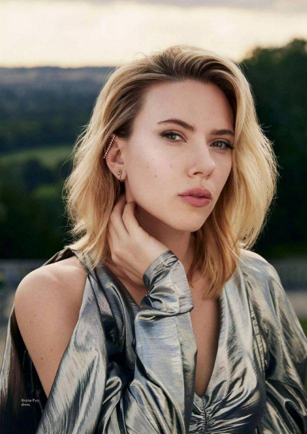 Scarlett Johansson - Marie Claire (Australia) - December 2020