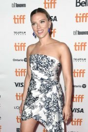 Scarlett Johansson - 'Marriage Story' premiere - TIFF 2019