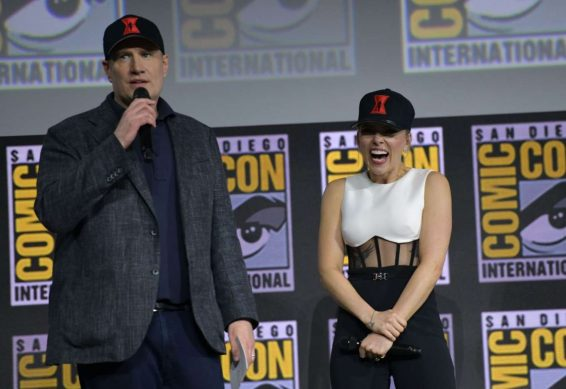 Scarlett Johansson 2019 : Scarlett Johansson – Marvel Panel at Comic Con San Diego 2019-06