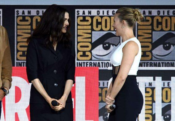 Scarlett Johansson 2019 : Scarlett Johansson – Marvel Panel at Comic Con San Diego 2019-08