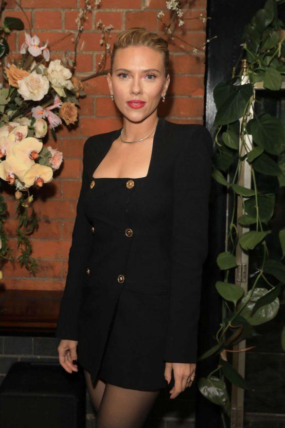 Scarlett Johansson - Netflix BAFTA After Party in London