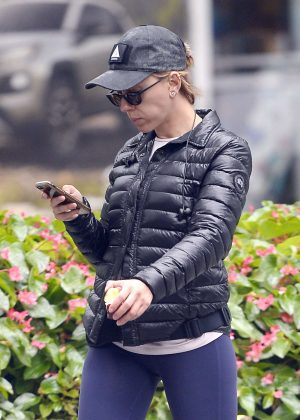 Scarlett Johansson - Out in New York City