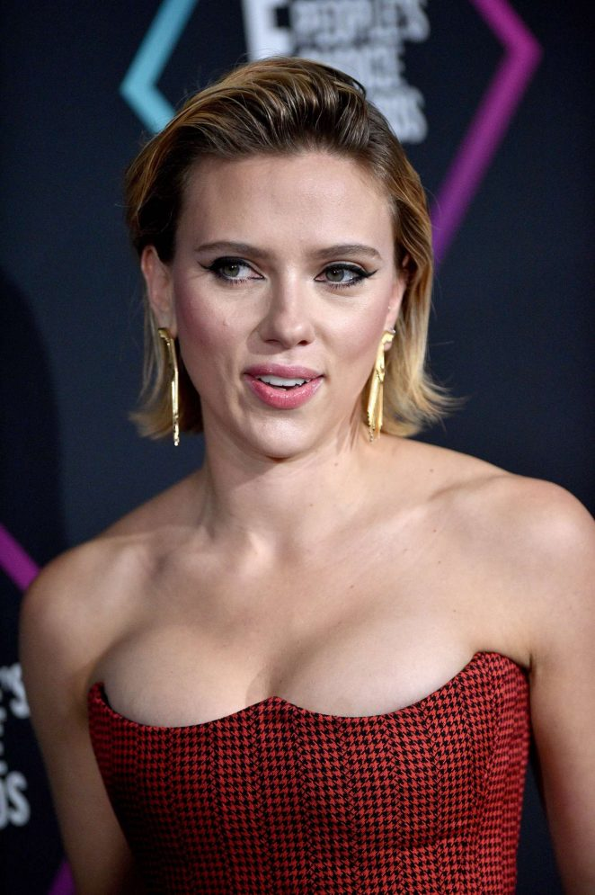 Scarlett Johansson: Peoples Choice Awards 2018 -03 | GotCeleb