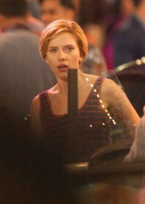Scarlett Johansson - Rock That Body set in Los Angeles
