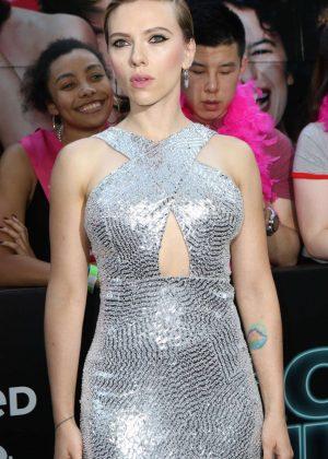 Scarlett Johansson - 'Rough Night' Premiere in New York City